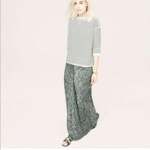 Super Cute Loft Maxi Skirt